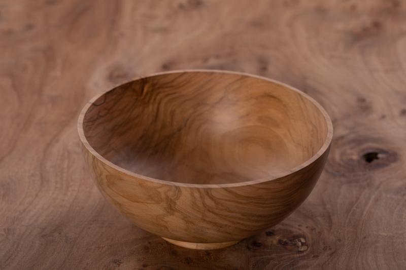 Lille skål i oliven