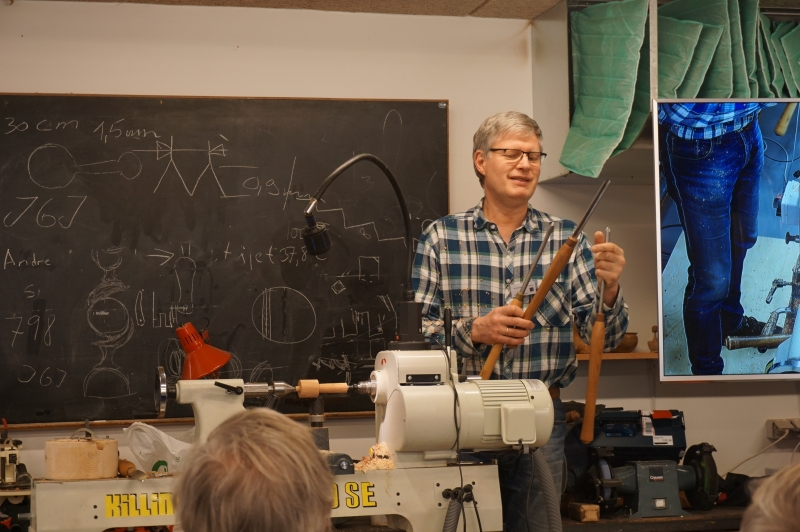 Nordic Woodturning Seminar 1