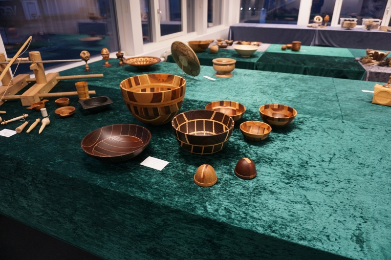 Nordic Woodturning Seminar 13