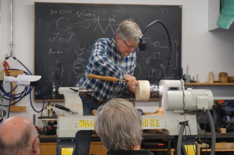 Nordic Woodturning Seminar 2