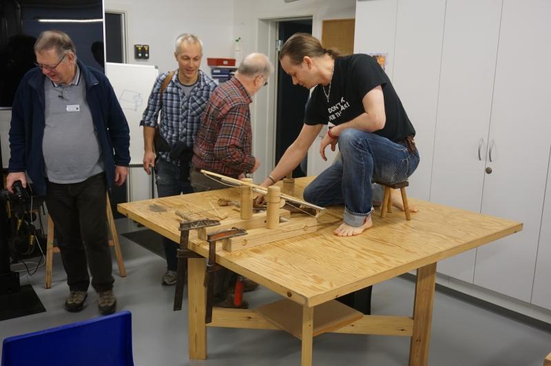 Nordic Woodturning Seminar 5