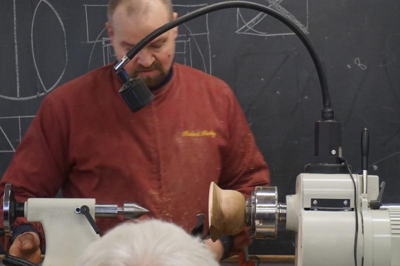 Nordic Woodturning Seminar 7